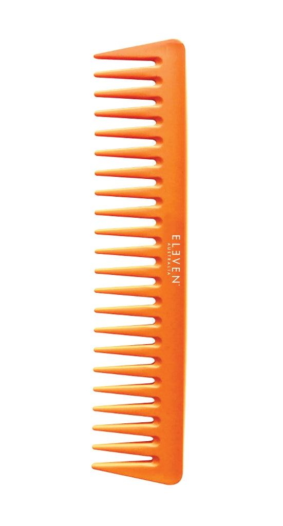 Orange Carbon Fibre Comb