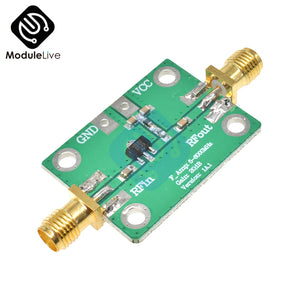 RF Low Noise Radio Amp Amplifier HMC580 Vpp=5V Module Board