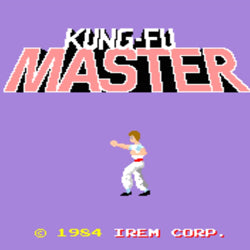 Prepare for Battle, Iconic Arcade Game Kung-Fu Master Coming to iiRcade