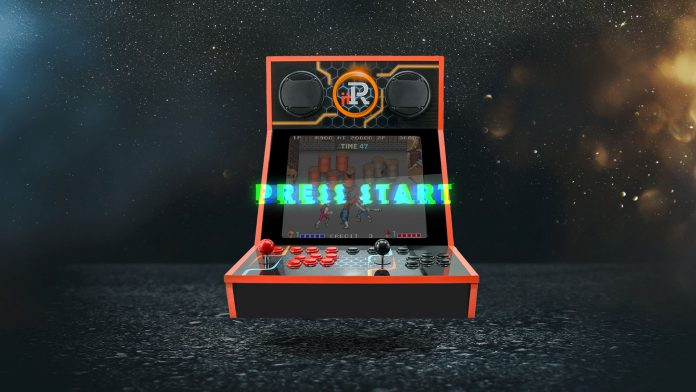 iiRcade Arcade Cabinet/Bartop Combo Offers 170+ Game Options