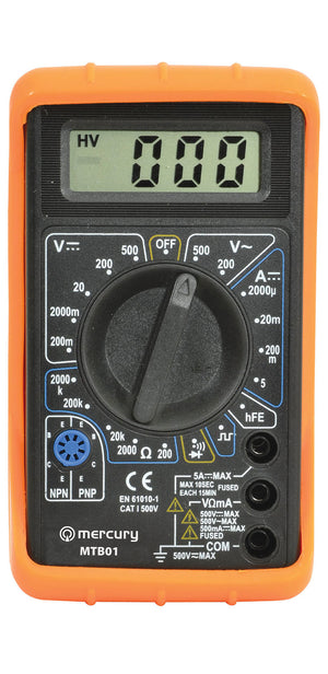 Digital Multi-tester