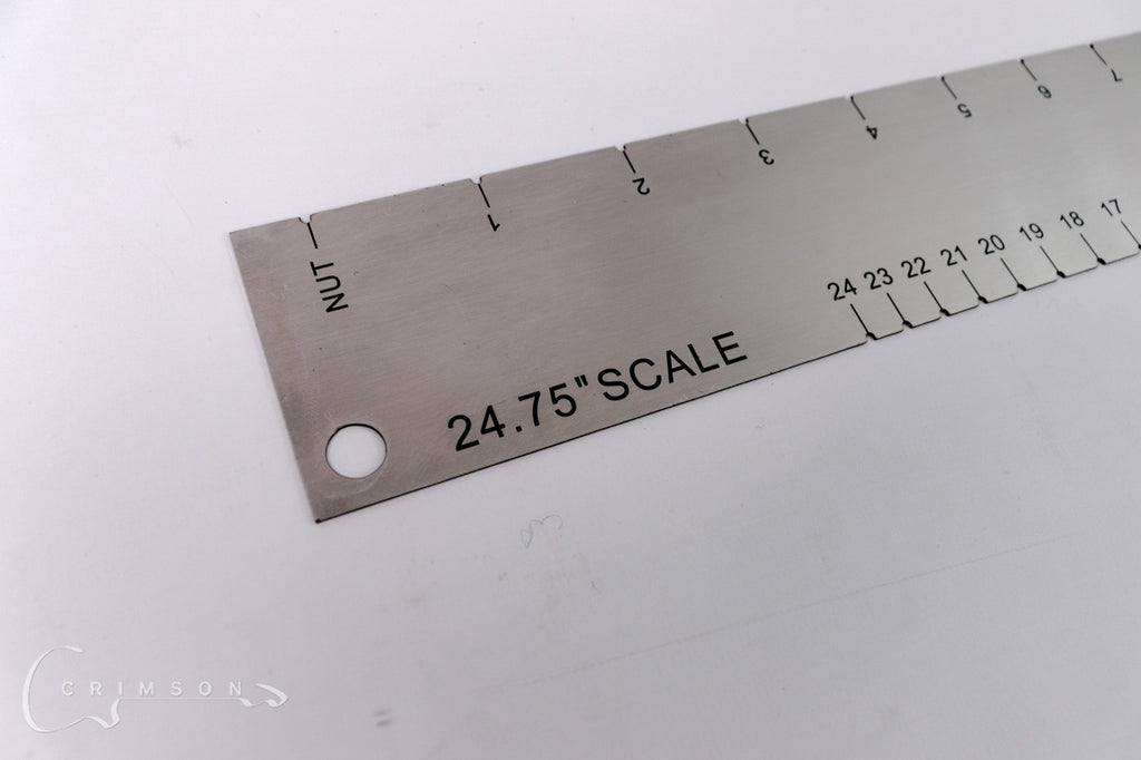 "Fretboard Marker 24.75"" Scale Side"