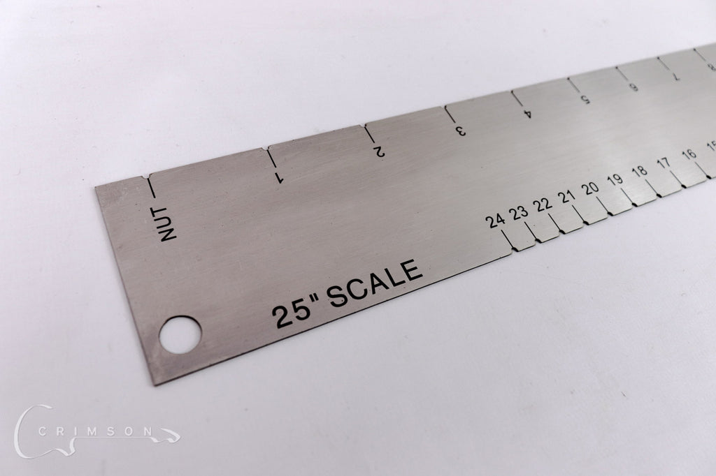 "Fretboard Marker 25"" Scale Side"