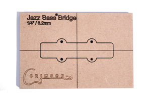 "Jazz Bass Bridge 1/4"" / 6.2mm"