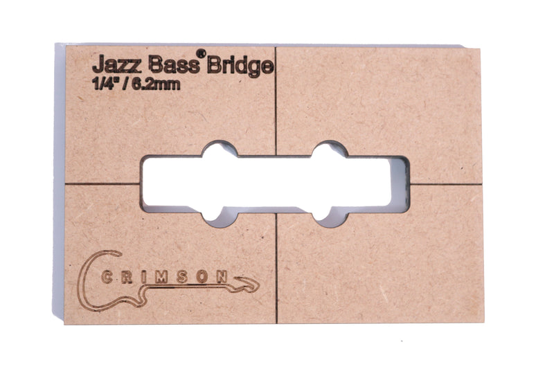 Jazz Bass Bridge 1/4