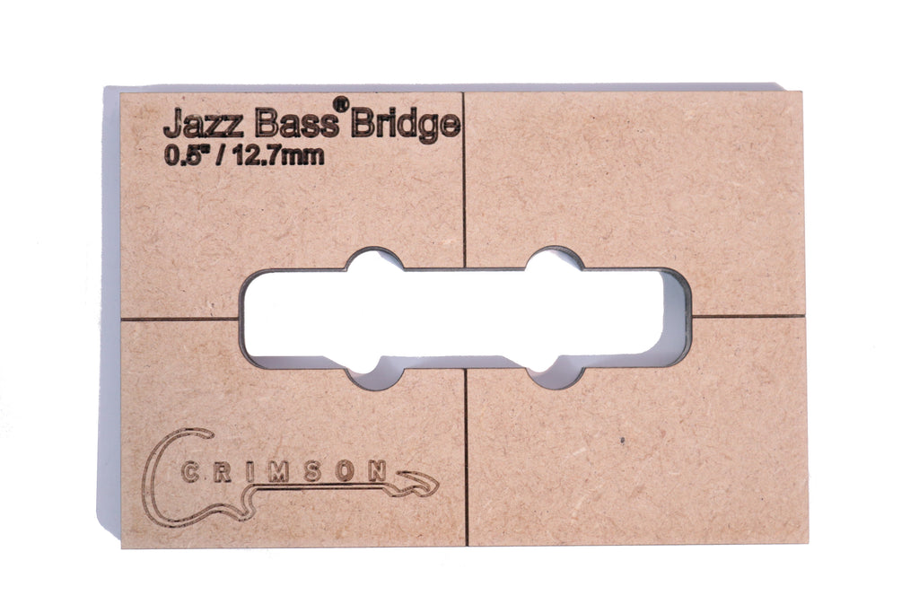"Jazz Bass Bridge 0.5"" / 12.7mm"