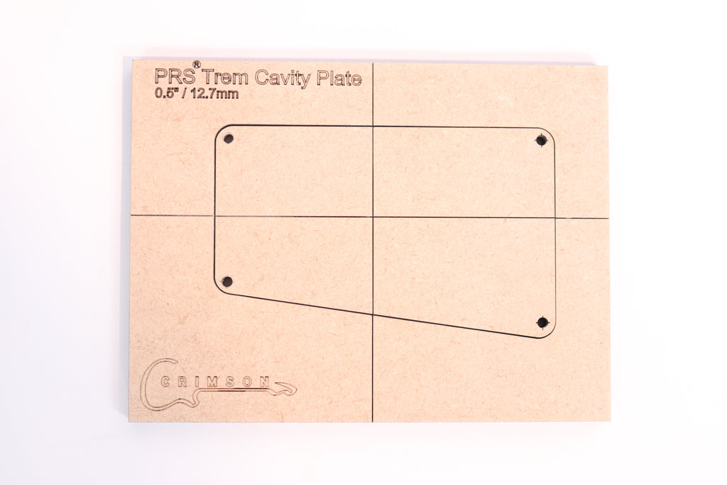"PRS Trem Cavity Plate 0.5"" / 12.7mm"