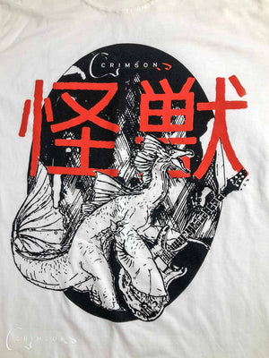 T-Shirt Kaiju Black