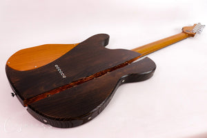 Burnt Copper Rodded PR0120 Full Back