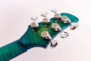 The Scion Prototype Headstock Back