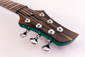 The Scion Prototype Headstock Front