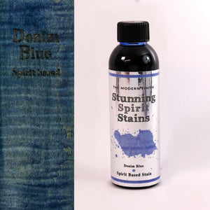 Denim Blue Spirit Based Stunning Stain