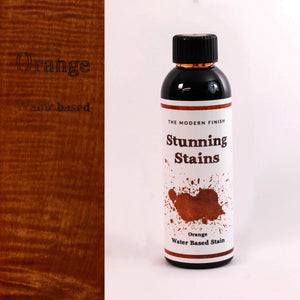 Orange Water Based Stunning Stain