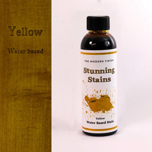 Yellow Water Based Stunning Stain