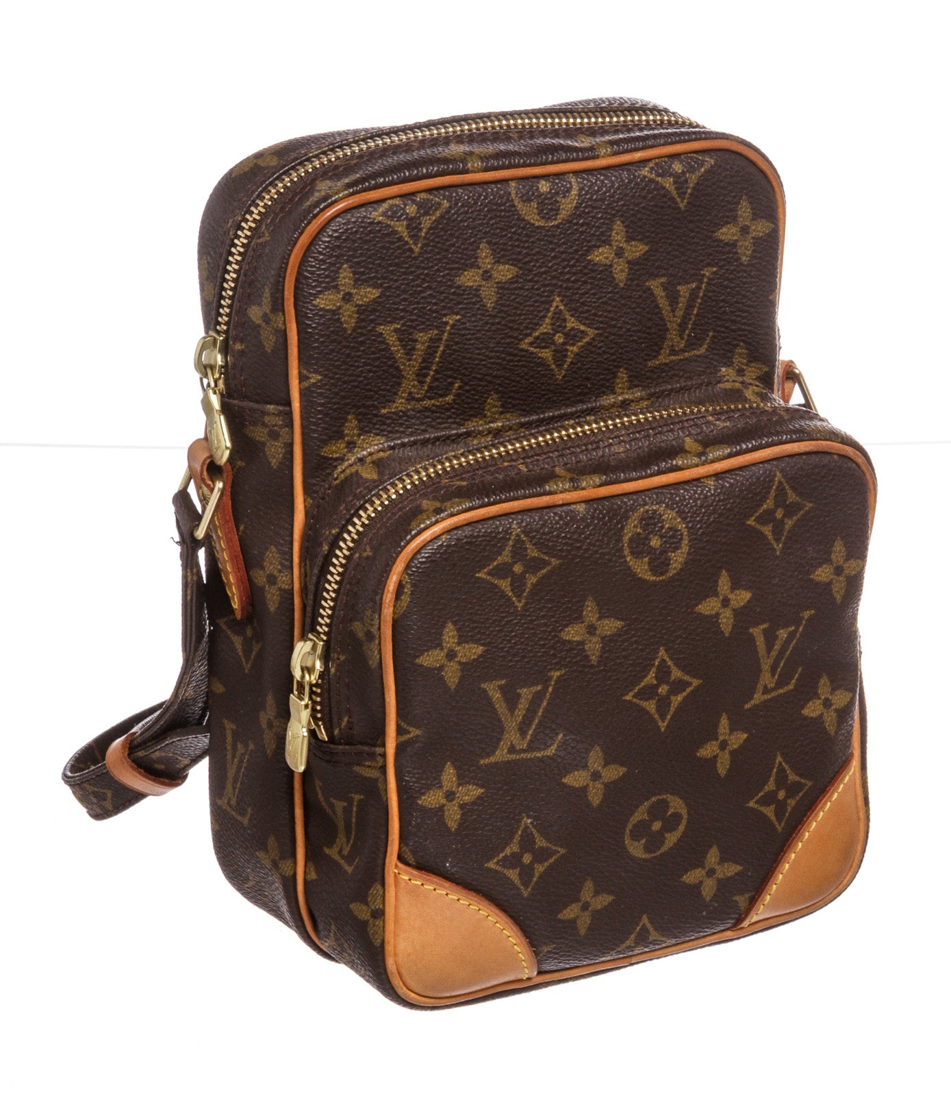 Louis Vuitton Monogram Canvas Amazone Crossbody Bag