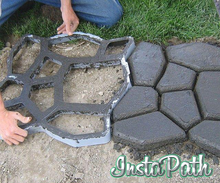 Load image into Gallery viewer, DIY InstaPath® Durable Walkway Cement Mold