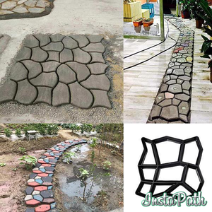 DIY InstaPath® Durable Walkway Cement Mold