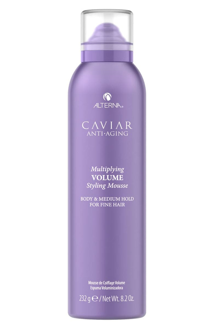 Caviar Anti-Aging Multiplying Volume Styling Mousse 232g