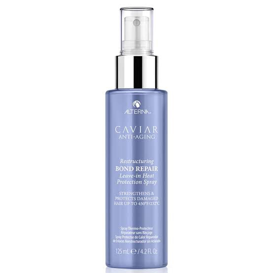 Caviar Anti-Aging Restructuring Bond Repair Leave-In Protection Spray 125ml