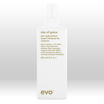 EVO Day of Grace leave – in Conditioner