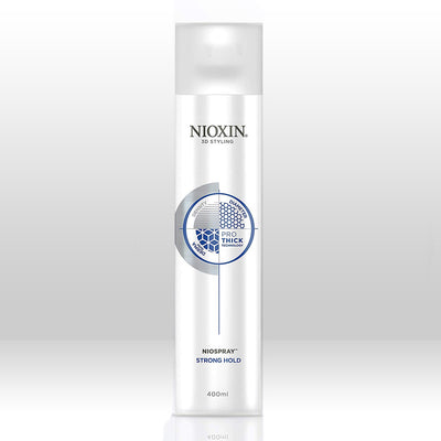 Nioxin Niospray Strong Hold 400ml