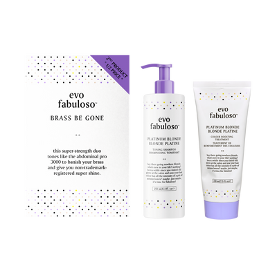 Brass be Gone EVO Fabuloso toning duo