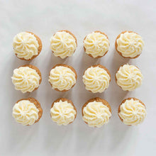 Load image into Gallery viewer, one dozen carrot cupcakes