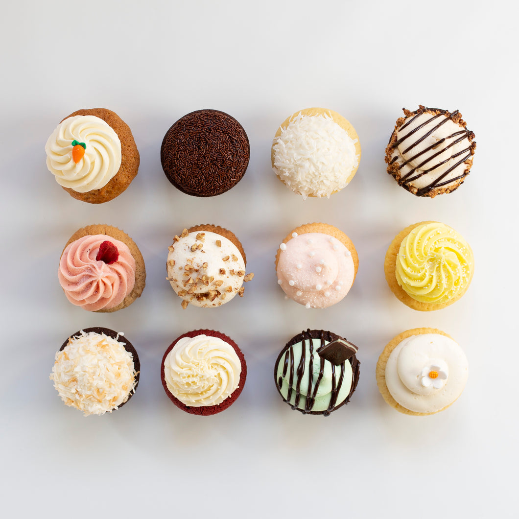 april baker's choice assortment - 1 dozen