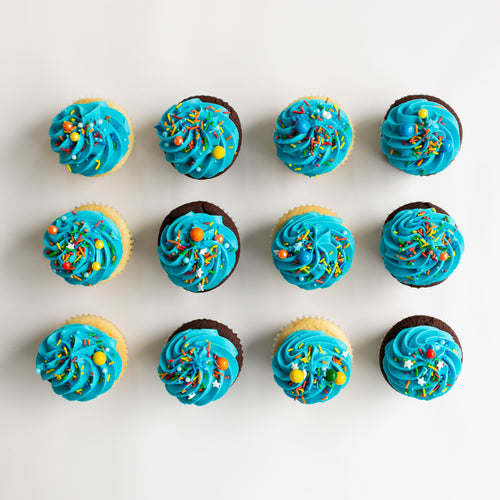 celebration dozen - blue