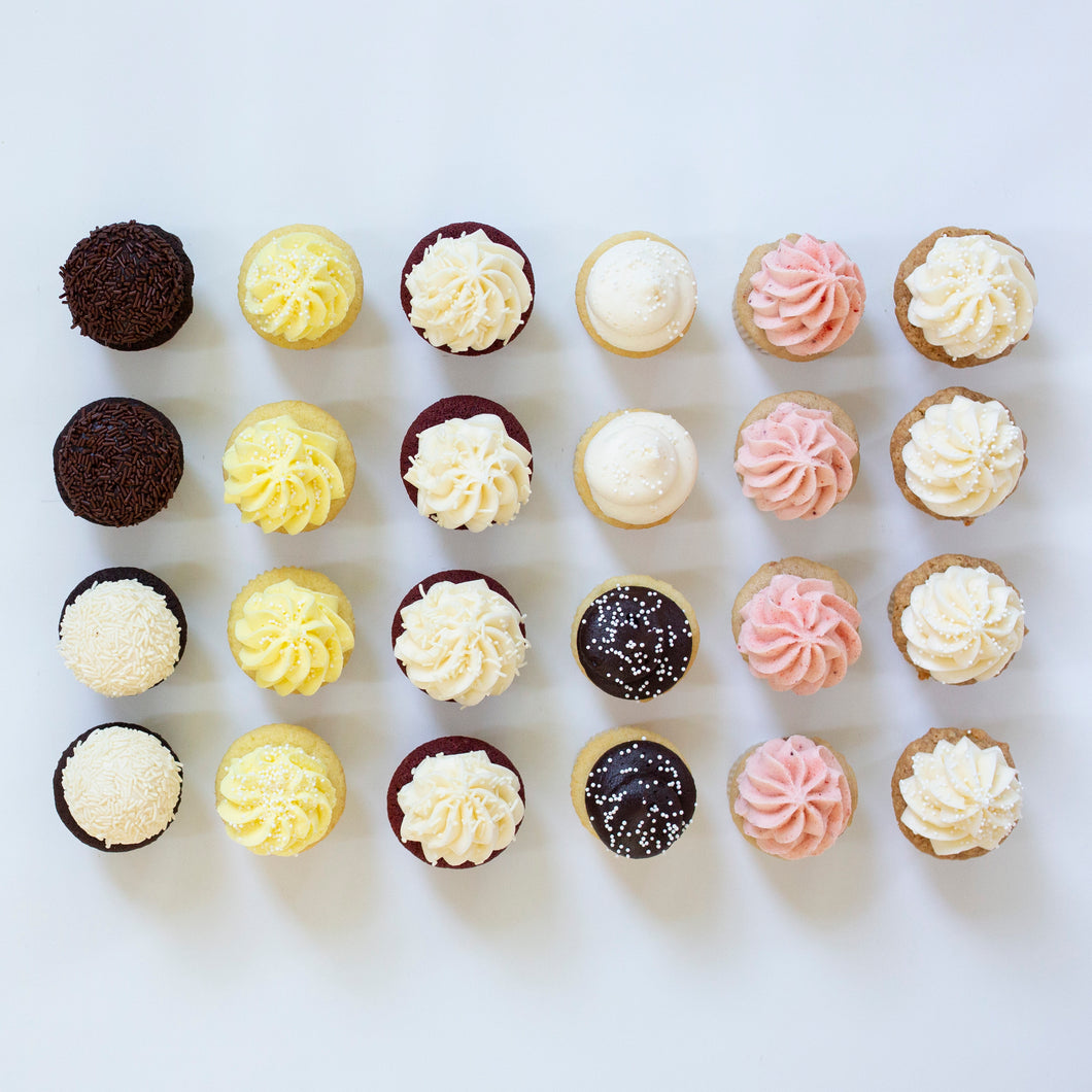 classic mini assortment - 2 dozen
