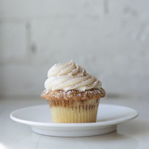 french toast cupcake