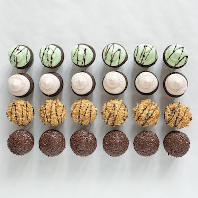 spring chocolate mini assortment - 2 dozen