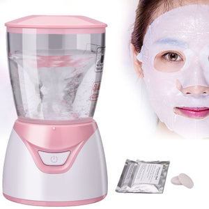 DIY Collagen Face Mask Machine