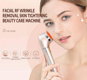 Anti-aging & Wrinkle Removal RF Massager