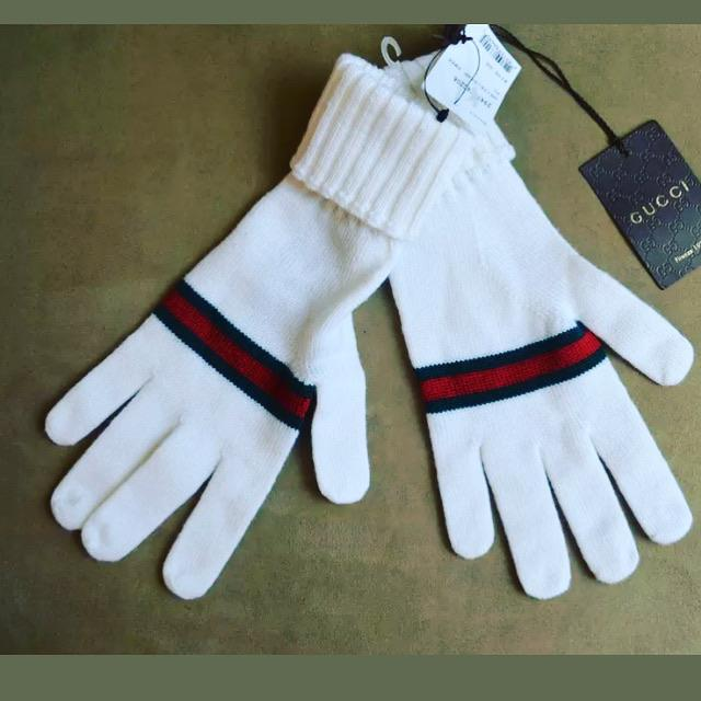 Gucci Knit Gloves