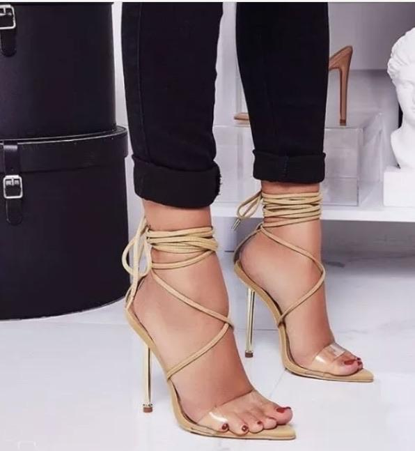 Wrap Around Stilettos