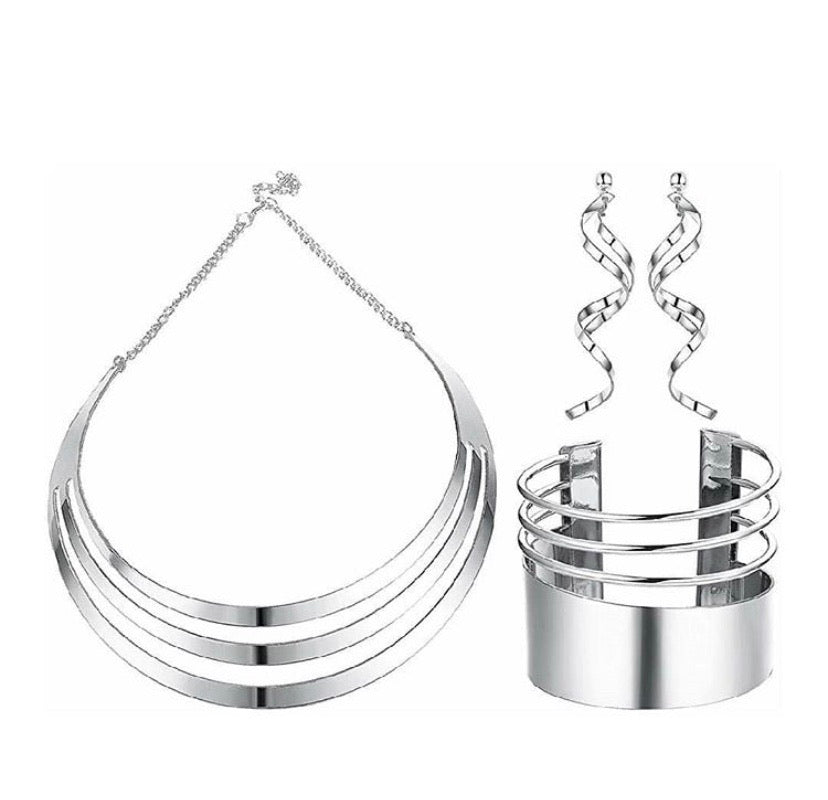 Metal Statement Set