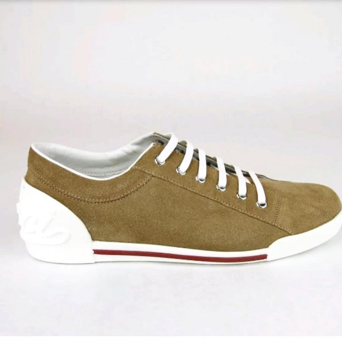 Gucci Women's Suede Sneakers