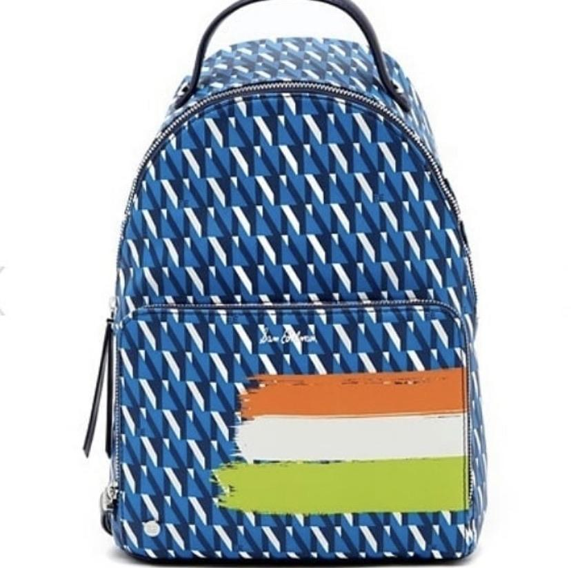 Sam Edelman Geometric Backpack