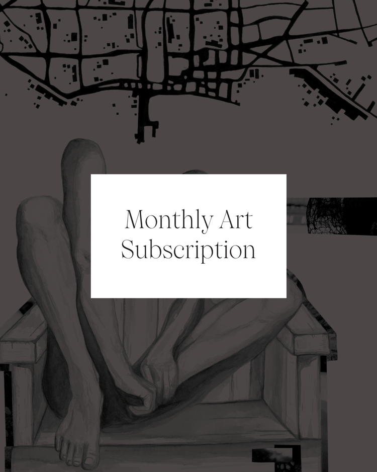 Monthly Art Subscription