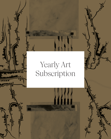 Yearly Art Subscription
