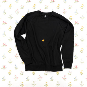 Sweatshirt Narangi, Embroided