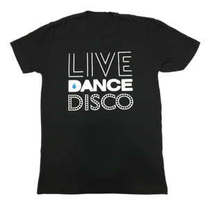 DDP - Live Dance Disco T-Shirt