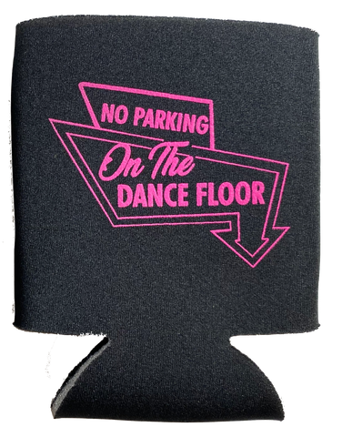 No Parking Koozie