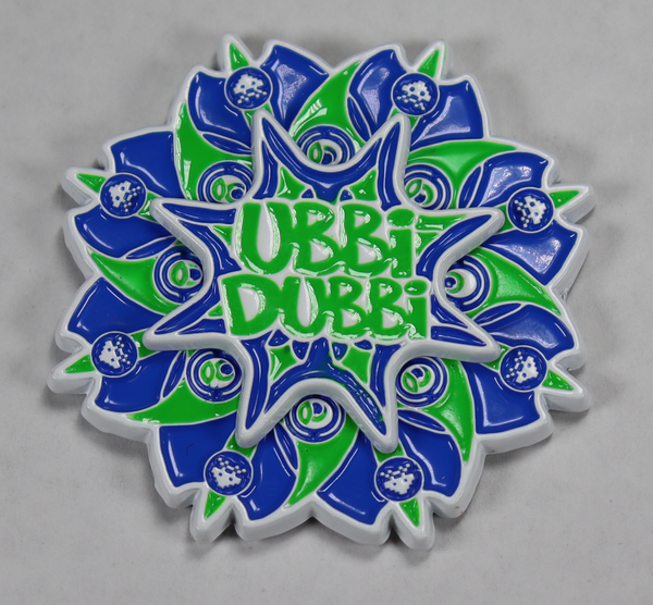 Ubbi Dubbi 2020 Spinner Pin