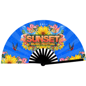 Sunset Fan