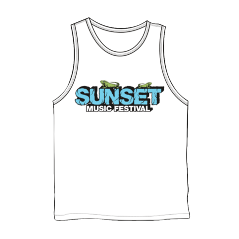 Sunset 2019 Lineup Tanktop