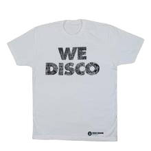 DDP - We Disco T-Shirt