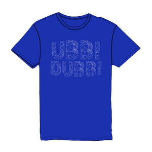 Ubbi Dubbi Wire Frame T-Shirt