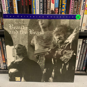 Beauty and the Beast Laserdisc (Criterion)